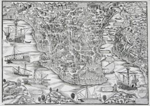 Karte_von_Konstantinopel_Vavassore_Giovanni_Andr