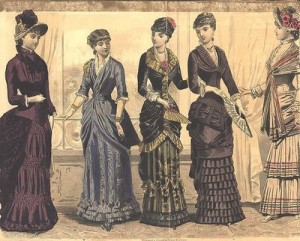 edwardian-era-fashion-many-women